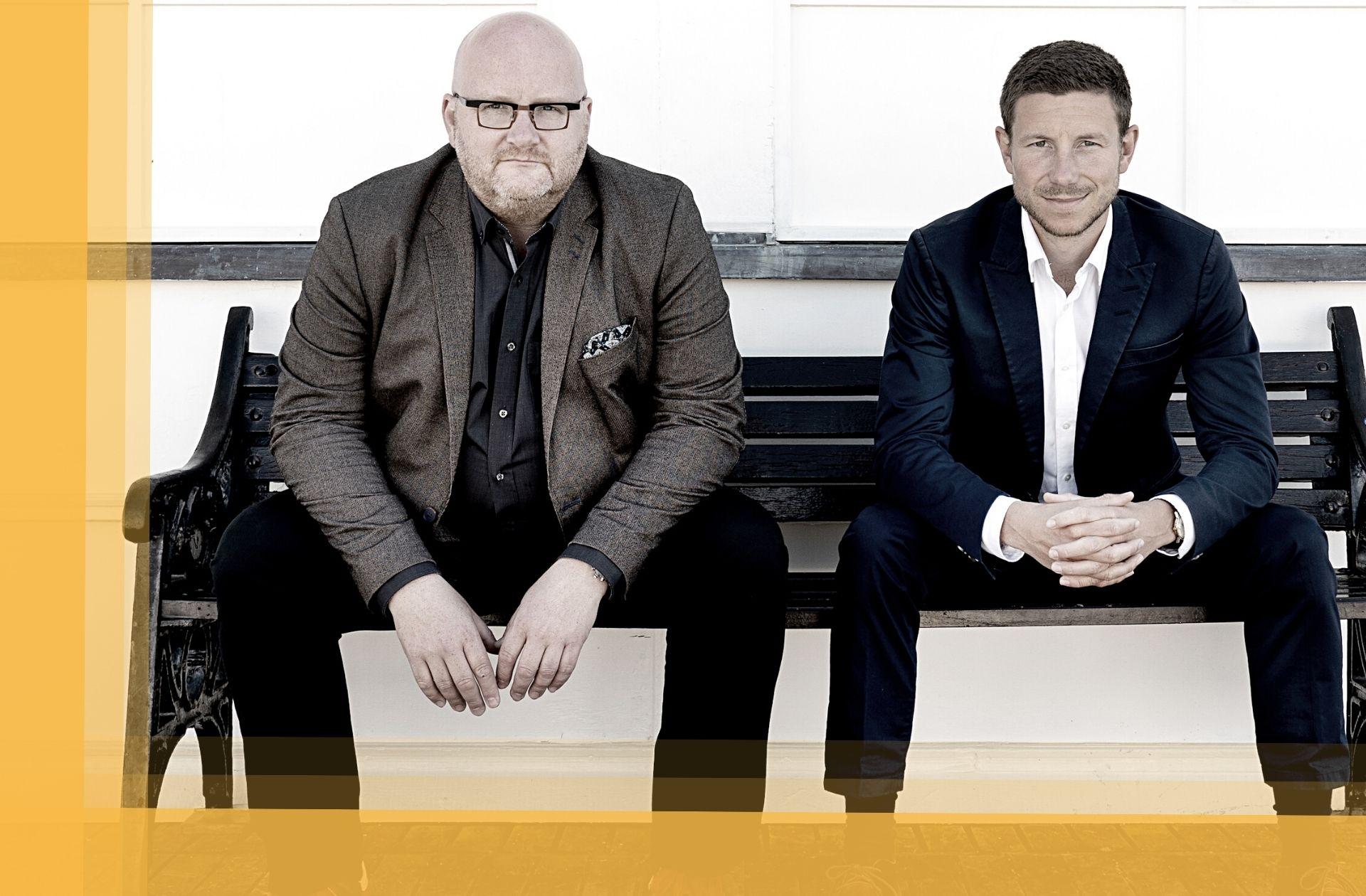 Lars Vollmer und Mark Poppenborg