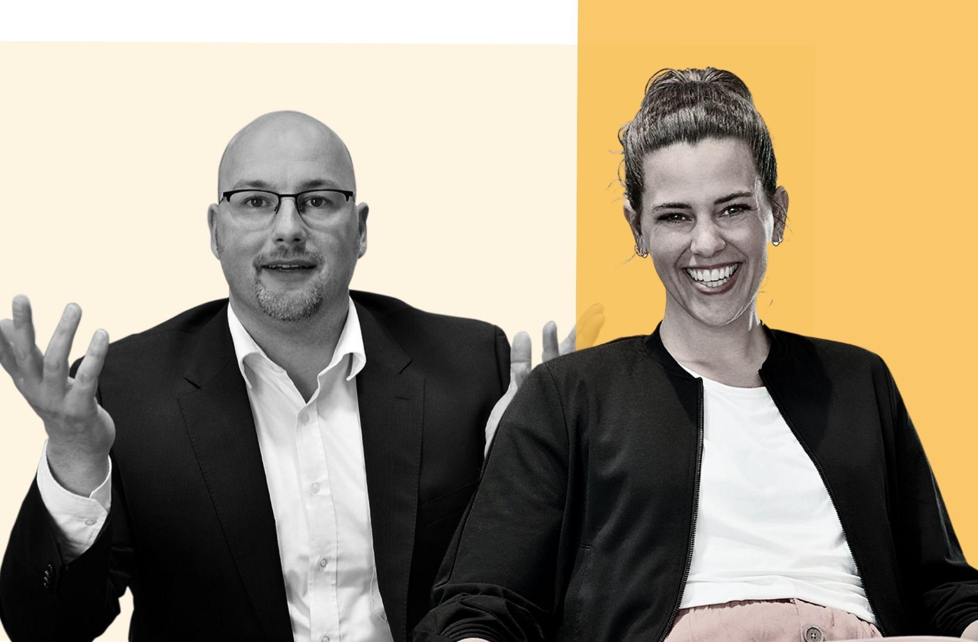Philipp SImanek und Elisabeth Neuhaus